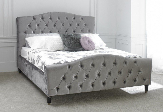 Limelight Phobos Fabric Bed Frame