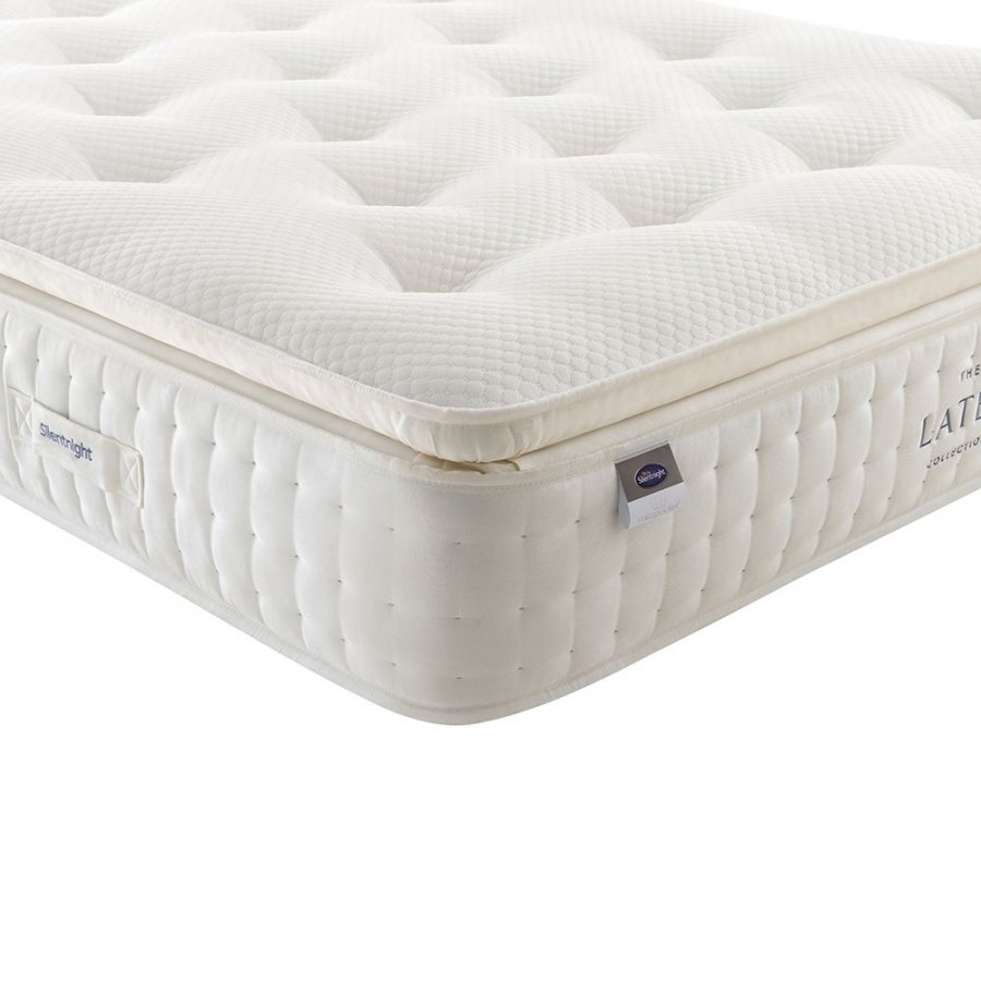 Silentnight Latex Pocket 1400 Mattress