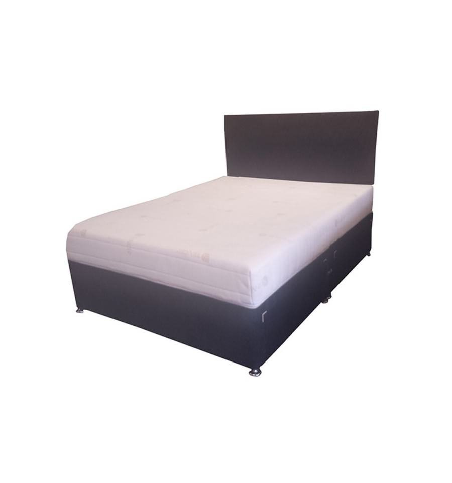 Tencel Custom Double Size Bed