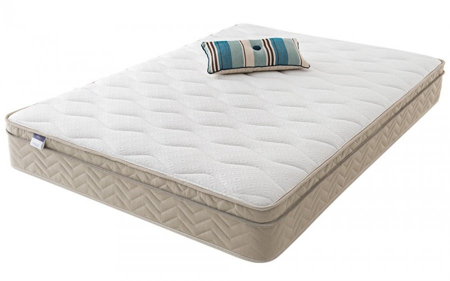 Silentnight Rio Miracoil Cushion Top Mattress