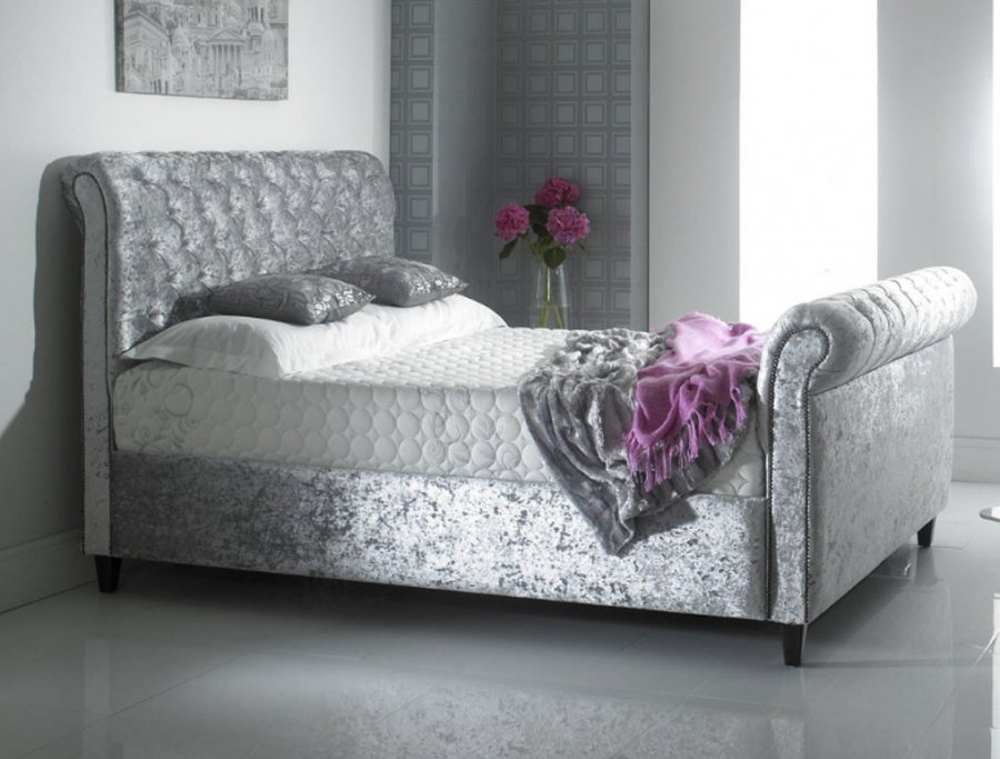 Spring Craft Chesterfield Bed Frame