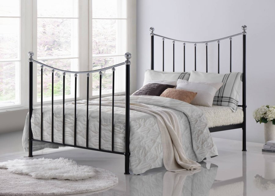Time Living Vienna Metal Bed Frame